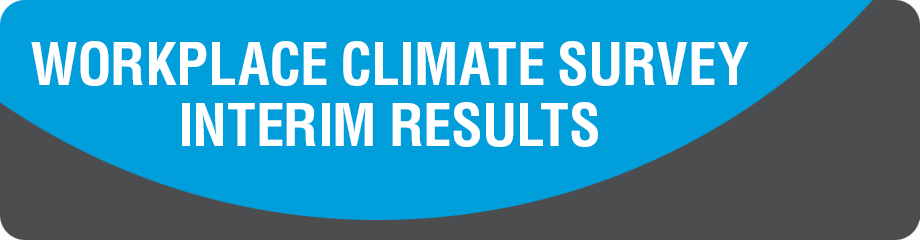 NIH Workplace Climate and Harassment Survey: Interim Results