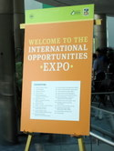 International Opportunities Expo 2010 Cover
