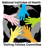 NIH Visiting Fellow Logo
