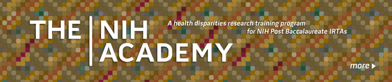 New NIH Academy Banner
