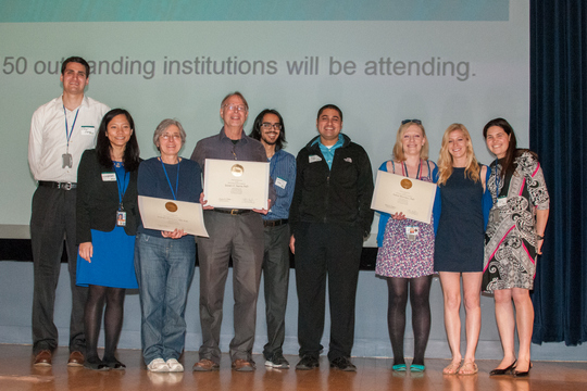Postbac Distinguished Mentor Awards
