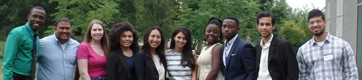UGSP 2014-2015 Scholars at the NIH Summer Poster Day